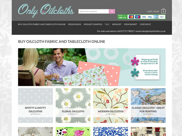 Only Oilcloths