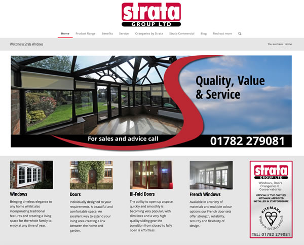 Strata Windows