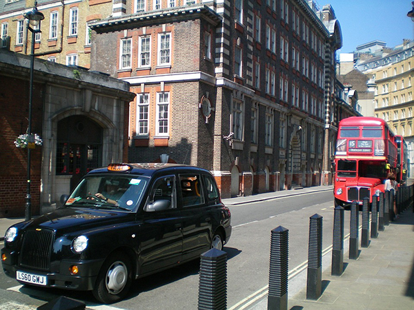 London Taxi Barrister